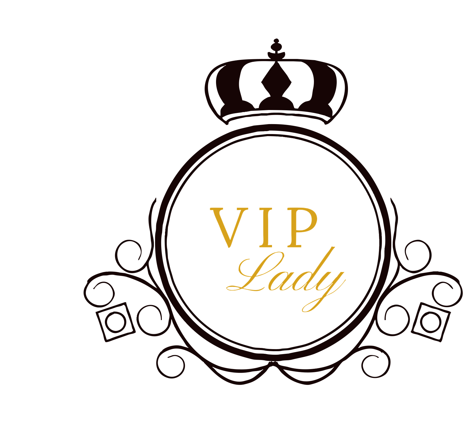 Лого ВИП Лейди